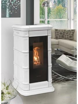 po le bois b che thermorossi saint moritz wood evolution chauffage. Black Bedroom Furniture Sets. Home Design Ideas
