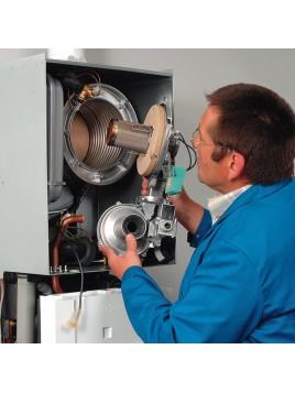 Contrat annuel d'entretien de chaudière GAZ SOLO