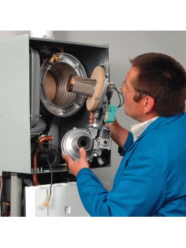 Contrat annuel d'entretien de chaudière GAZ ZEN