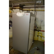 Installation chaudière fioul condensation Chappée HINA HTE 24 KW