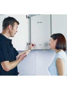 Forfait Installation chaudière gaz