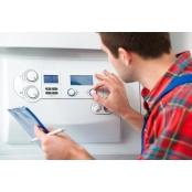 Forfait Installation chaudière gaz au sol chauffage et ECS, condensation, ventouse