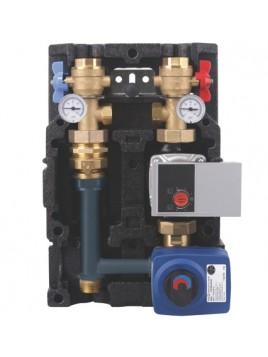 Module hydraulique chauffage circuit mélangé
