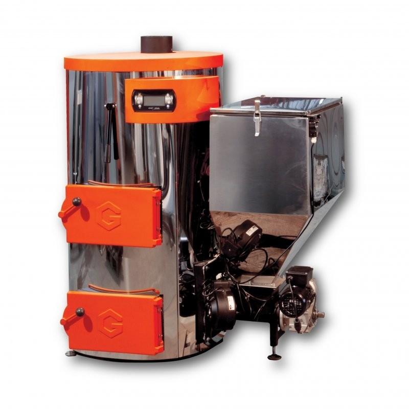 Notre chaudi re bois d chiquet en 25 kw prix r duit - Modele d exposition electromenager ...