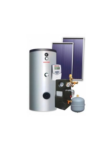 Kit solaire pour production eau chaude