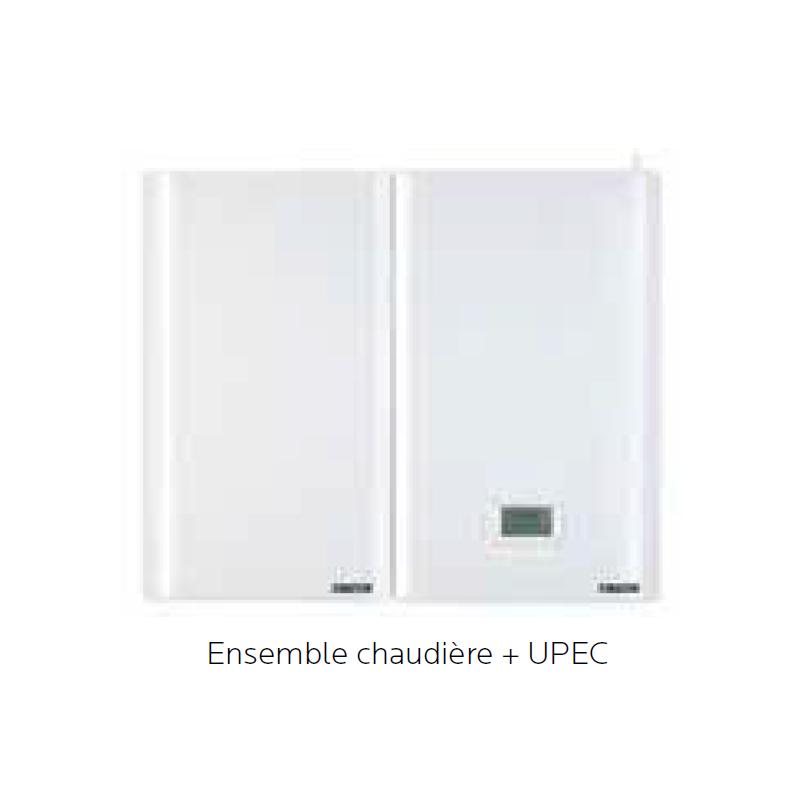 Frisquet hydromotrix condensation visio livr e chez vous for Avis chaudiere frisquet