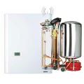 Chaudière FRISQUET Hydroconfort Condensation Visio avec ballon intégré