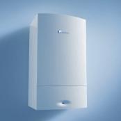Chaudière MEGALIS ELM LEBLANC murale gaz basse température mixte à micro-accumulation