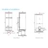 Chauffe-eau électrique Atlantic VIZENGO vertical sur socle