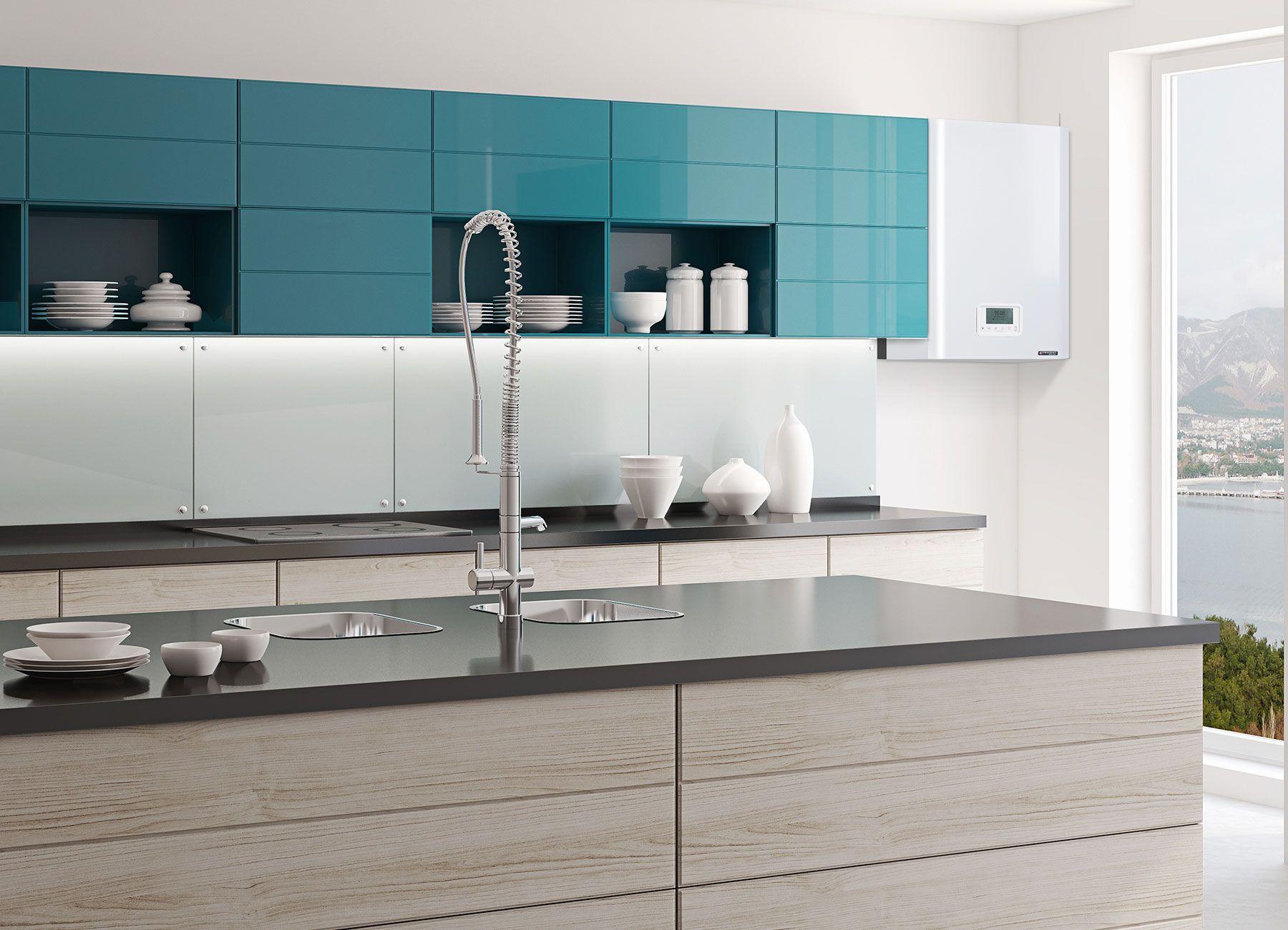 hydroconfort evolution avec ballon int gr la chaudi re frisquet bt. Black Bedroom Furniture Sets. Home Design Ideas